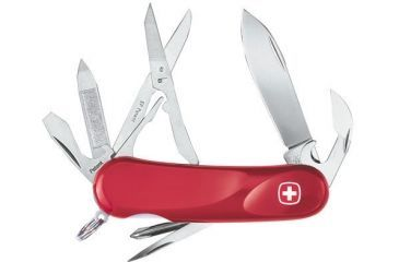 Wenger Swiss Army Pocket Knives Evolution 16