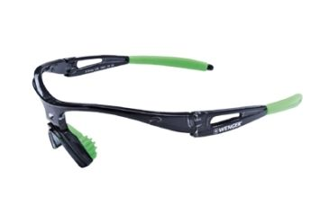 Wenger Sport Specific Sport Frame Only, Black/Green 40802