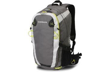 Wenger Verbier 17in Backpack, grey 12658