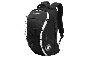 Wenger Zermatt 18in Backpack, black/grey 12651