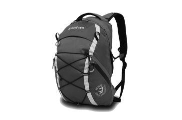 Wenger Zermatt 18in Backpack, grey 12653