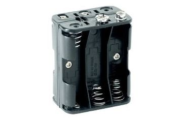 1-Western Rivers Battery Cartridge - 8x AA Battery Carrier for Pursuit Game Caller