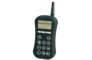 Western Rivers LCD Remote Control Replacement WRC-0342