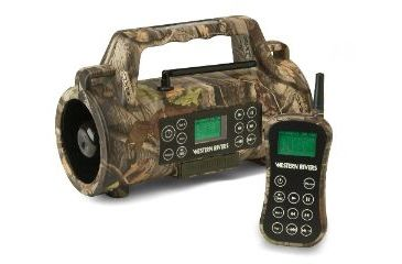 Western Rivers Nite Stalker Electronic Caller No Decoy Included WRC-0365