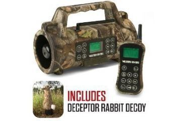 Western Rivers Nite Stalker Pro Combo Electronic Caller WRC-0207