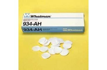 Whatman Grade 934-AH Glass Microfiber Filters, Whatman 1827-889