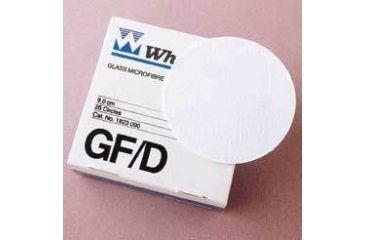 Whatman Grade GF/D Glass Microfiber Filters, Whatman 1823-055