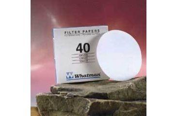 Whatman Grade No. 40 Quantitative Filter Paper, Ashless, Whatman 1440-185