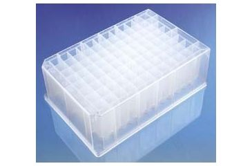 Whatman UNIPLATE Collection and Analysis Microplates, Whatman 7701-5102 Natural Polypropylene Plates, Round Bottom