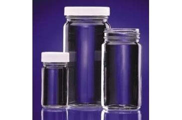 Wheaton AC Round Bottles, Wheaton W217007 Without Cap, Bulk Packed