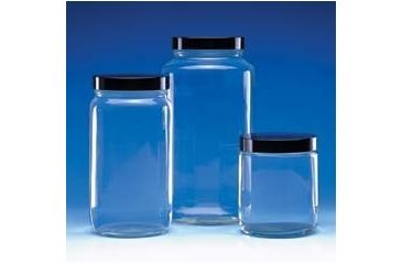 Wheaton Bottle Wm Safety CS12 8OZ 216627 Bottle Wm Safety CS12 8OZ