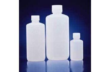 Wheaton Leak-Resistant Bottles, High-Density Polyethylene, Narrow Mouth, Wheaton 209047