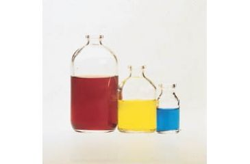 Wheaton Serum Bottles, Borosilicate Glass, Wheaton 223739 Clear