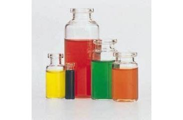 Wheaton Serum Vials, Borosilicate Glass, Wheaton 223686 Clear Vials