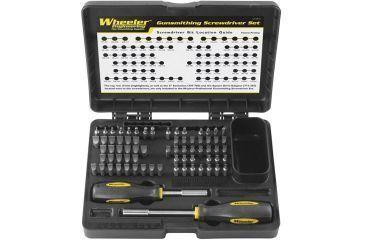 2-Wheeler 72-piece Gunsmithing Screwdriver Kit 776737