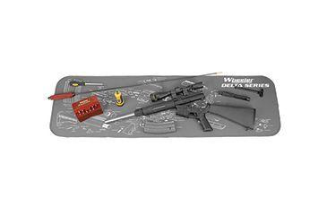 1-Wheeler Fine Gunsmith Equipment AR Maintenance Mat
