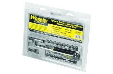 Wheeler Space Saver Screwdriver Set 664507