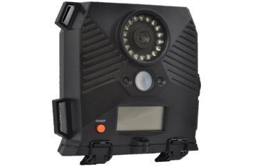 Wildgame Innovations Axe 2 Infrared Flash Trail Camera, BLACK, NA N2X