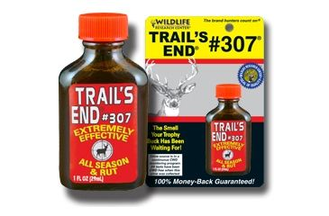 Wildlife Research Center Trail's End 307 Buck Lure, 4 FL oz. 307-4