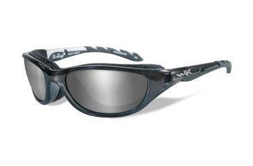 6f836eea67 Wiley X Air Rage Crystal Metallic Frame w  RX Prescription Lenses