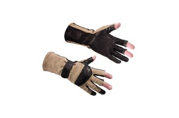 Wiley-X Aries Flight Gloves - Coyote Tan G311