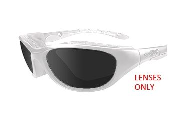 Wiley X AirRage Black Ops Sunglasses Lenses - LENSES ONLY