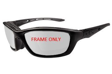 Wiley X Brick Black Ops Sunglasses / Goggles FRAME ONLY