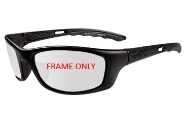 Wiley X P-17 Black Ops Sunglasses Frame - FRAME ONLY