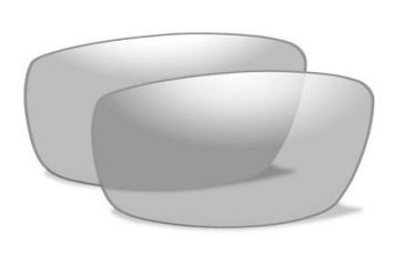 53926960702 Wiley-X Blink Replacement Parts - Clear Lens LENS ONLY 555C