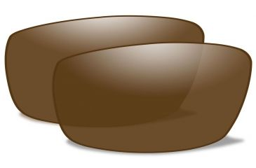 3-Wiley X Blink Sunglasses Extra Replacement Lenses