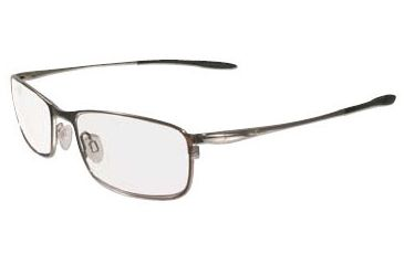 1da7447d7c Wiley-X Duece Brushed Nickel Frames w Non-Rx Lenses