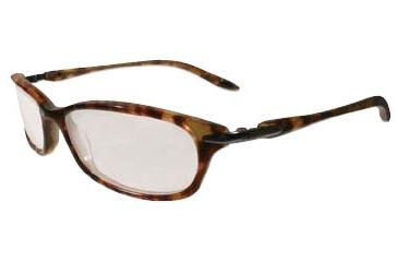 Wiley X Hush Tortoise Frame Prescription Rx Glasses MJ2740T and Gloss Black Frame Hush MJ2740B