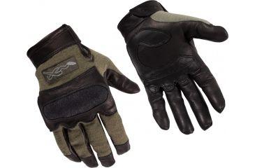 Wiley X Gloves Hybrid Foliage Green