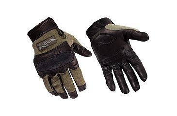 Wiley X Hybrid Gloves, Coyote - XL