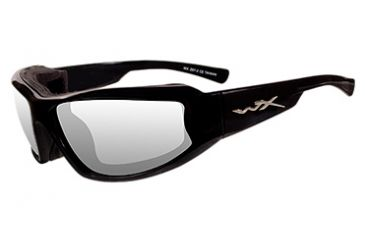 308c728a28 Wiley X Jake Sunglasses CCJAK03 - Black Frame