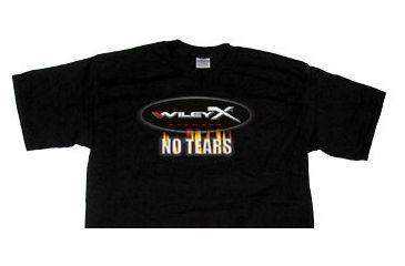 Wiley-X Mens Tee No Tears, Short Sleeves