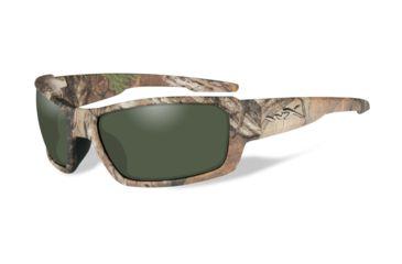 5-Wiley X WX Rebel Single Vision Prescription Sunglasses