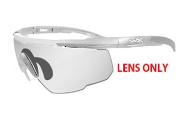 Wiley X Saber Advanced Sunglasses Replacement Lenses - Clear Lens 306C