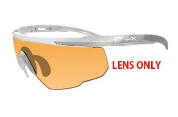 Wiley X Saber Advanced Sunglasses Extra Lenses - Light Rust Lens 306L