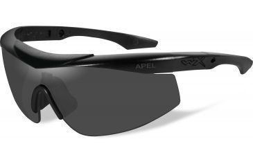 3a7660718b Wiley-X WX Talon Sunglasses - Matte Black Frame w  2 Lens Package (