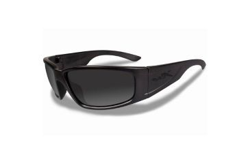 265348bb1c Wiley-X Zak Black OPS Tactical Sunglasses - Smoke Grey Lens   Matte Black  Frame
