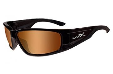 2e3a3c1a59 Wiley-X Zak Sunglasses ACZAK06