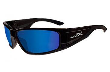 Wiley-X Zak Sunglasses ACZAK07