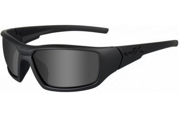 Wiley X WX Censor SSCEN RX Single Vision Sunglasses - Matte Black Frame SSCEN01RX