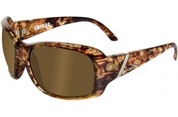Wiley X WX Chelsea SSCHE Bifocal Rx Sunglasses - Iced Tea Frame SSCHE04BF