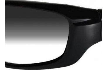 Wiley X Gravity Replacement Lenses - LA Smoke Gray *Only Lenses* CCGRALA