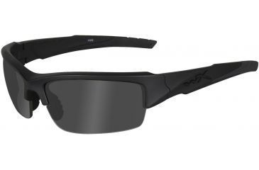 Wiley X WX Valor CHVAL RX Single Vision Sunglasses - Matte Black Frame CHVAL01RX