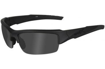 Wiley X Valor Sunglasses - Matte Black Frame - Close-up CHVAL06