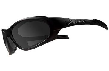 Wiley-X XL-1 RX Prescription Sunglasses / Goggles, Black Matte Frame