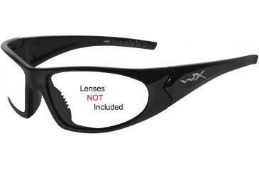 Wiley X Zen Replacement Frame - Gloss Black *No Lens*